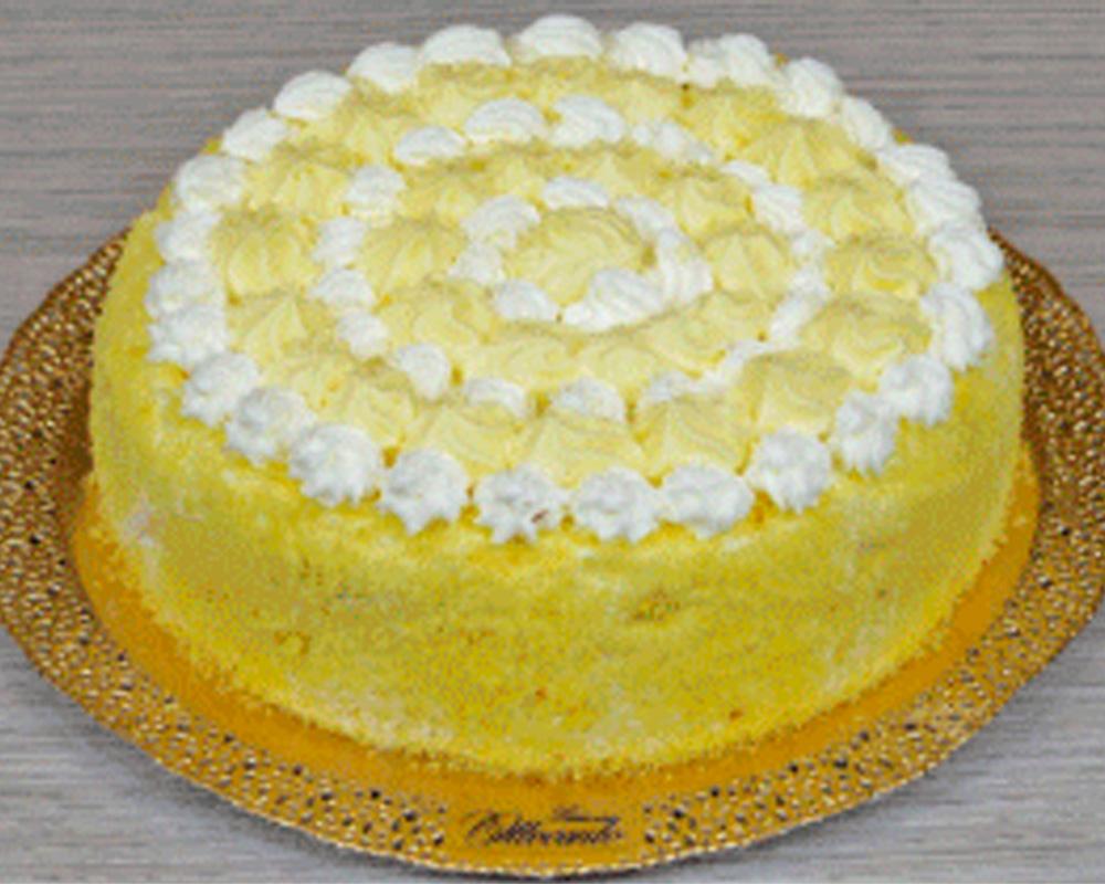 Torta Chantilly - Pasticceria Ottocento - Milano