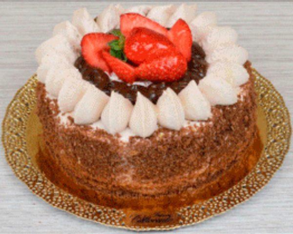 Torta Girasole al cioccolato - Pasticceria Ottocento - Milano