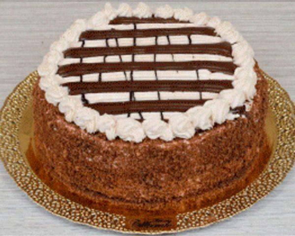 Torta Riga al cioccolato - Pasticceria Ottocento - Milano