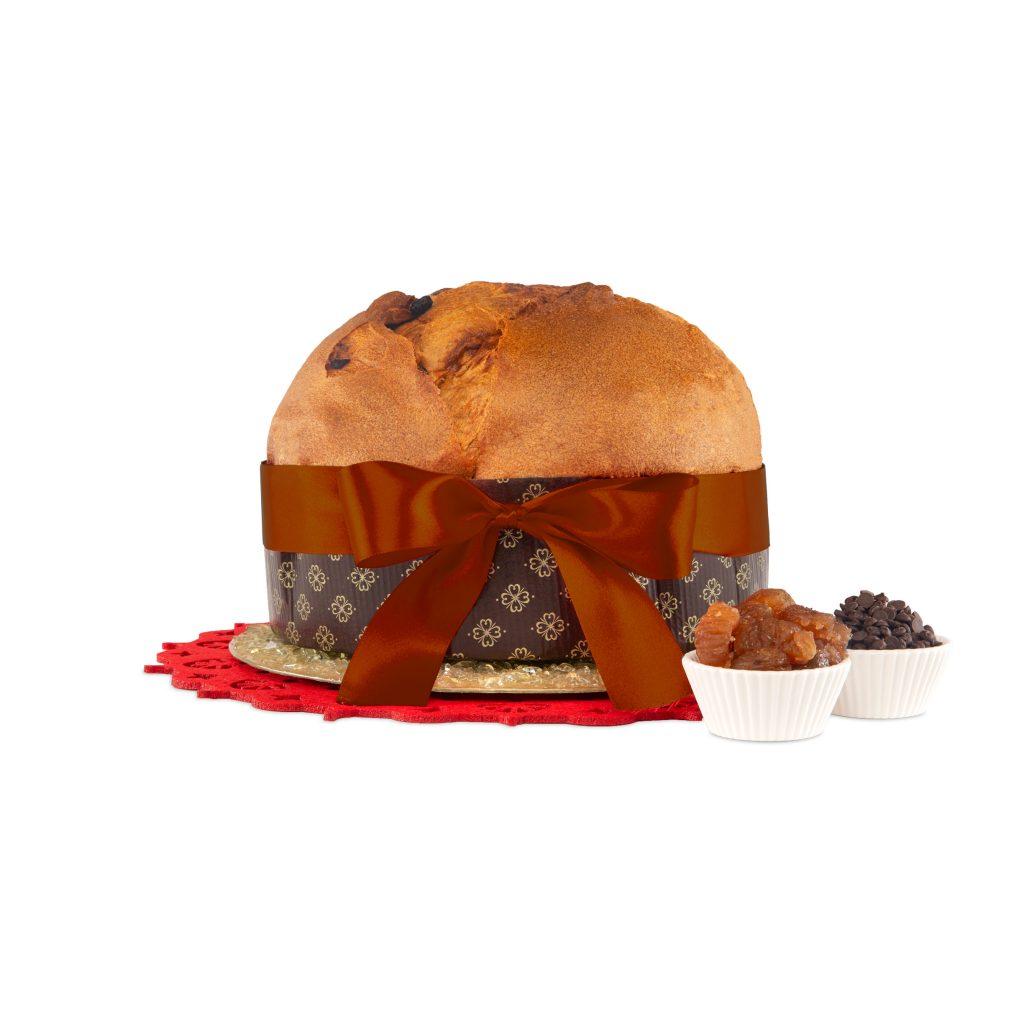 panettone marrons glacé e cioccolato | Panettone Milano