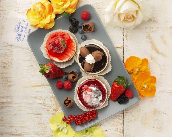 Cheesecake monoporzioni