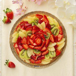 Crostata di frutta - Pasticceria Ottocento - Milano