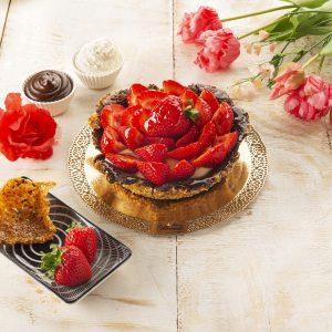 Torta Croccante