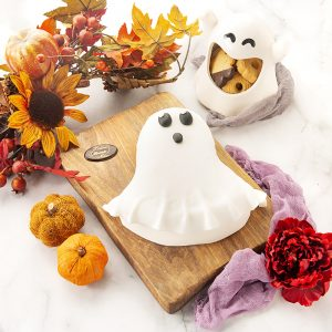 Torta Fantasma | Dolci di Halloween