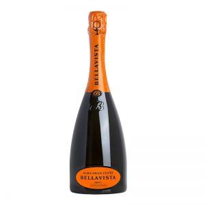 Franciacorta Bellavista Cuvée Brut | Shop Online | Pasticceria Ottocento