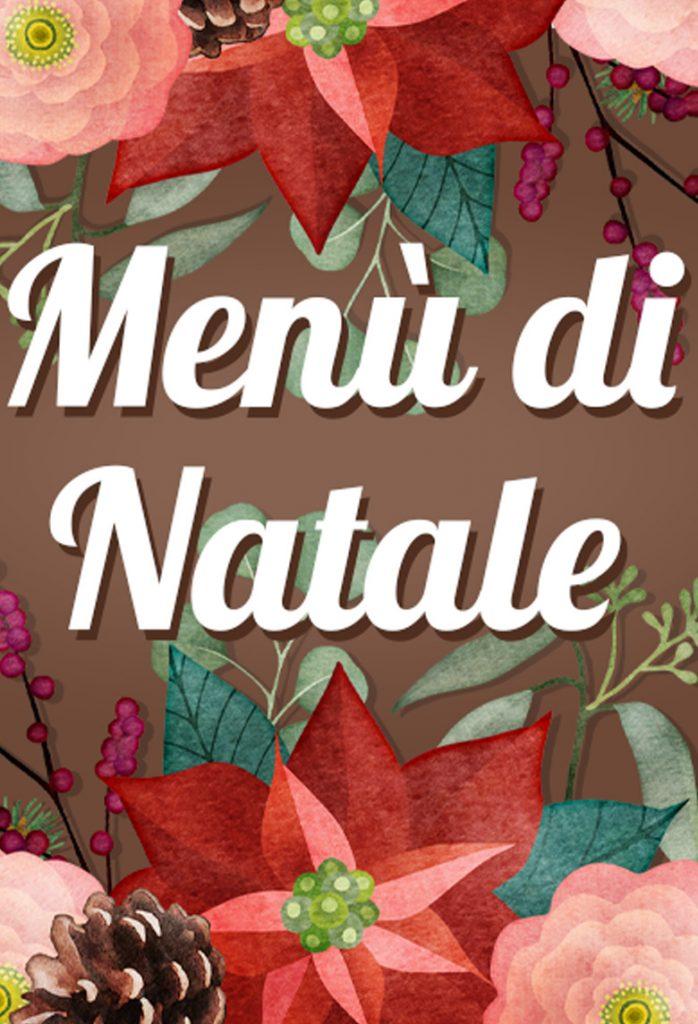 Pasticceria Ottocento - Menu di Natale